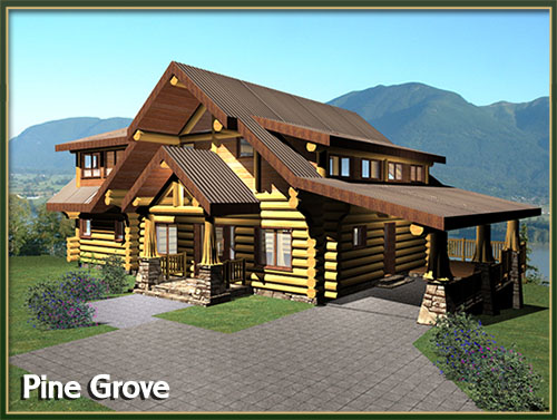 Davidson log homes 1500 to 2000 square feet for House plans 1500 to 2000 square feet
