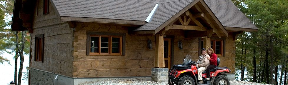 Handcrafted Log Homes And Timberframes By Davidson